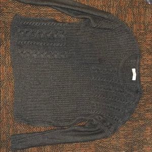 Abercrombie and Fitch sweater L